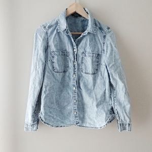 Forever21 jean top